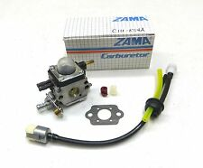 OEM Zama CARBURETOR & FUEL LINE KIT Little Wonder Mantis Tillers 7222 7225 7230