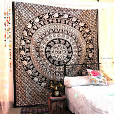 Indian Twin tapestry  Psychedelic Wall Hanging Bohemian Hippie Throw Decor Art