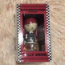 "Lil' Angel ""Wicked Style"" Harajuku Lovers .34 oz 10 Ml Eau de Toilette Spray NIB"