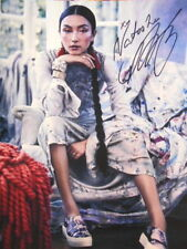 NATASHA LIU BORDIZZO original signiert – GROSSFOTO !!!