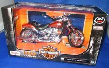Moto Miniature 1/12 Maisto Harley Davidson CVO Breakout