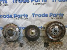 2013 FIAT 500L 1.6 DIESEL CLUTCH KIT FLYWHEEL MANUAL 6 SPEED #19872