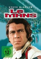 STEVE/RAUCH,SIEGFRIED MCQUEEN - LE MANS   DVD NEUF KATZIN,LEE H.