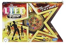 The Game of Life Money and Asset Board Game, Fame Edition