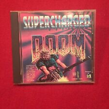 Supercharged Doom PC Video Game CD