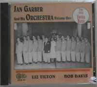 JAN GARBER And His Orchestra - CD - Volume One  - 1944 Swing Band - BRAND NEW