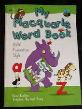 My Macquarie Word Book NSW Foundation Style