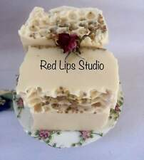 THE BEE-Bee Pollen & Honey Soap-Organic-Fragrance Free-Detergent & Sulfate Free