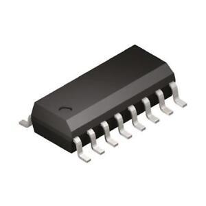 5 x Fairchild Semi CD4049UBCMX, Hex Buffer, Converter, Inverting, 3-15V, 16-Pin