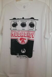 Mudhoney Pedal T Shirt Rock Music Green River Screaming Trees Sonic Youth S417