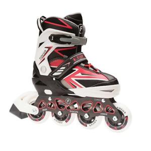 FOCUS NEON Adjustable rollerblades