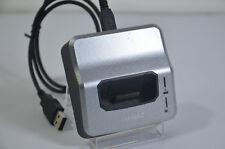 Philips 9120 Digital Pocket Memo USB Docking Station Charger Charging Base USED