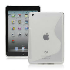 Cover CUSTODIA  TPU Shell per  iPad Mini TRASPARENTE