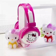 3.5mm Sanrio Japan Anime Hellokitty Lovely Headphones Cartoon Headset New Gift