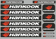 HANKOOK Decal Set Quality Sticker Vinyl Graphic Logo Adhesive Kit 13 Pcs