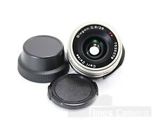 Carl Zeiss Biogon T* 28mm f/2.8 f2.8 Lens Contax G Mount G1 G2 Camera