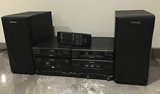 Technics High End Hi-Fi Stereo Seperates System SU-CH7 Amplifier  Speakers GWC