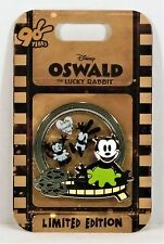 Disney 90th Anniversary Oswald the Lucky Rabbit Lucky Number One 3-D Pin LE 3750