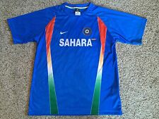 NIKE Sahara INDIA Board of Control for Cricket in India Jersey Mens Sz M EUC