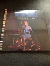 Bowie Something In The Air Live Paris Dbl Vinyl Album Brilliant Live Adventures