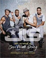 New JLS Just Between US: Our Private Diary