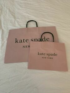 Lot Of 2 Kate Spade Bags. One Small and One Medium