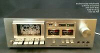 Pioneer CT-F500 Cassette Deck WORKING & REFURBISHED Vintage 1970s HiFi Tape