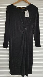 Next Maternity Evening Dress - Size 12 - Lightweight & Stretchy - New Inc Tags