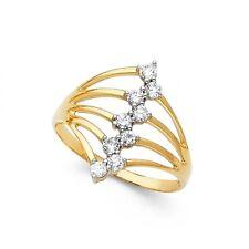 14K yellow gold Semanario ring EJRG600