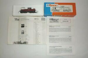 ROCO - SPUR N - 23255  DIESELLOKOMOTIVE DB 290 365-6   OVP (15.EI-93)