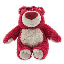 "Disney Store Toy Story Lotso Huggin Bear Strawberry Scented Plush Doll 7"" Toy"