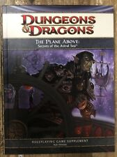 Dungeons & Dragons The Plane Above Wizards Of The Coast New