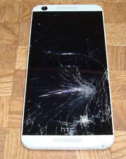 Damaged No Power Sprint HTC Desire 626s OPM9200 White For Parts (BIN 19)