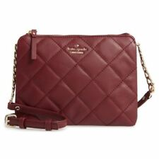 NWT Kate Spade New York Emerson Place Harbor Crossbody Cherrywood $248
