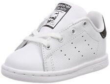 Adidas Stan Smith Scarpe da ginnastica Basse Unisex-bimbi Bianco (footwear ...