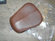 NYC Choppers - NYCC-04DP - Leather Pillion Pad EXPRESSO BROWN