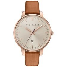 Ted Baker Ladies Kate Saffiano Watch - TE10030738