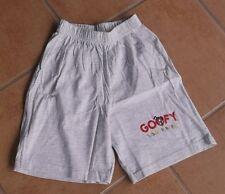 Sporthose Freizeithose  Kurze Hose von Micky for kids, Jungen Gr. 110/116 grau