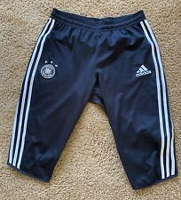 2014 Adidas Germany 3/4 Training Pant Size Medium M