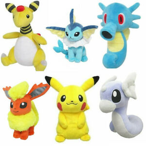 Pokemon Plush / Soft Toy All Star Collection by Sanei (Japanese)