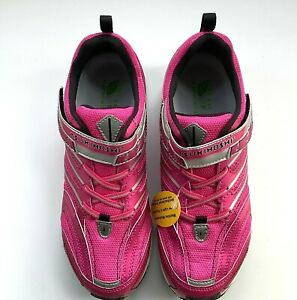 Tsukihoshi TORNADO Girls Youth Fuchsia athletic shoe