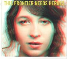 (GP526) This Frontier Needs Heroes, The Future - Sealed CD