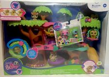 Littlest Pet Shop  Magic Motion Tree House Includes Pets #2752, #2853 & #2111.
