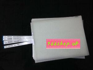 196x150mm 1X For E843375 SCN-A5-FLT08.4-Z01-0H1-R Touch Screen Glass Panel
