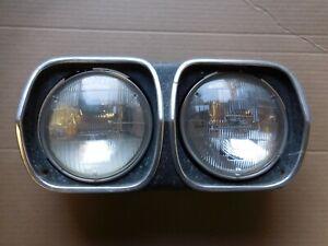 1966 Oldsmobile Cutlass Left Headlight Assembly