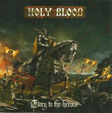 Holy Blood - Glory to the Heroes CHRISTIAN FOLK/BLACK METAL Oskord Slechtvalk
