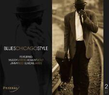 BLUES CHICAGO STYLE 2 CD NEU VARIOUS