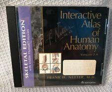 Interactive Atlas of Human Anatomy Skeletal Edition Volume 2.0 Frank H. Netter