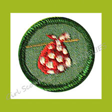 GYPSY 1960s Junior Girl Scout New Badge Patch Knapsack Stick Multi=1 Ship Chrg