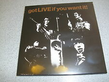 "The Rolling Stones - Got LIVE If You Want It ! - 7"" Vinyl Single //// Neu"